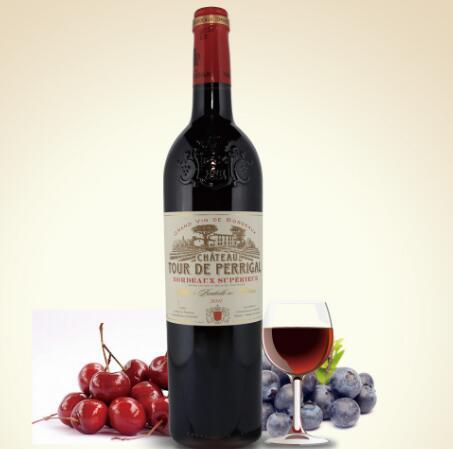 法国波尔多干红葡萄酒特色