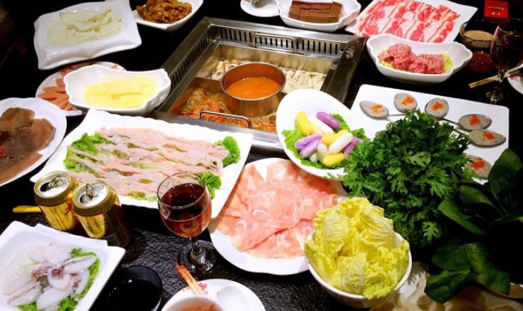 重庆巴鼎红火锅菜类
