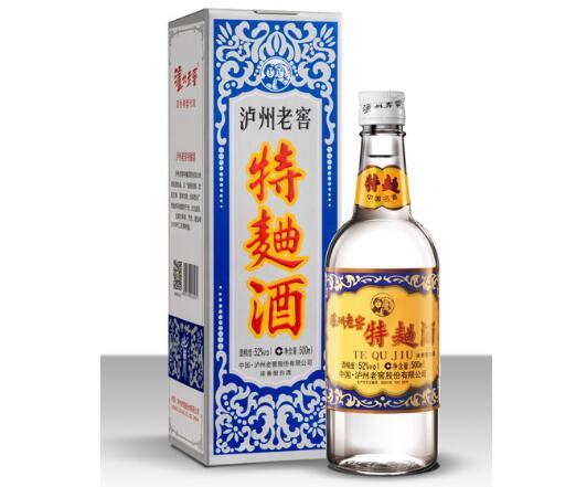 泸州老窖特曲酒