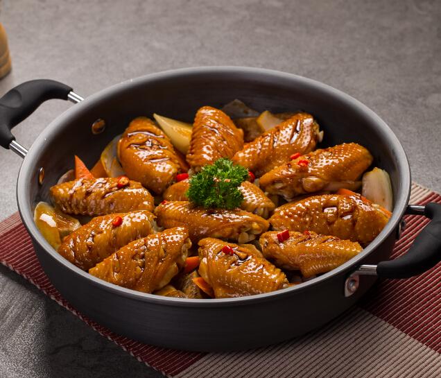 焖掌柜焖锅焖鸡翅