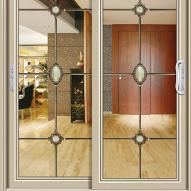 圣梵诺门窗铝合金门窗