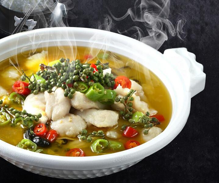 农夫鱼塘青花椒酸菜鱼