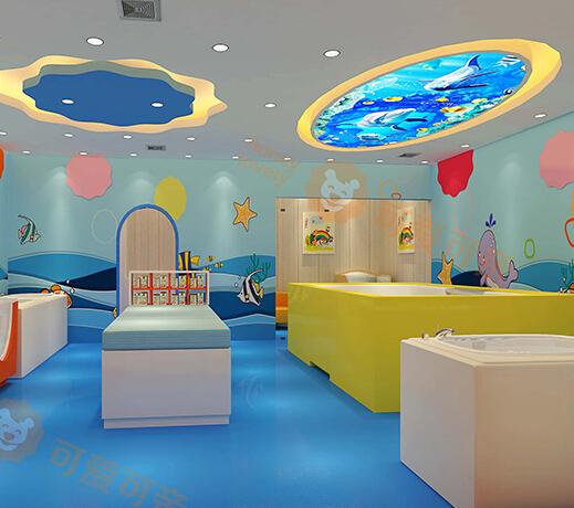 可爱可亲母婴生活馆游泳馆