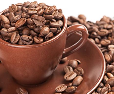 咖啡豆现磨