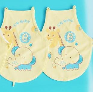 F&C婴儿用品可爱肚兜