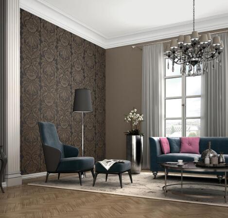 朗饰壁纸客厅