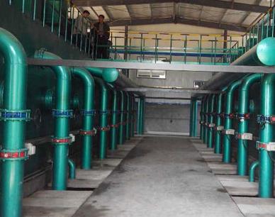 净水器设备工厂