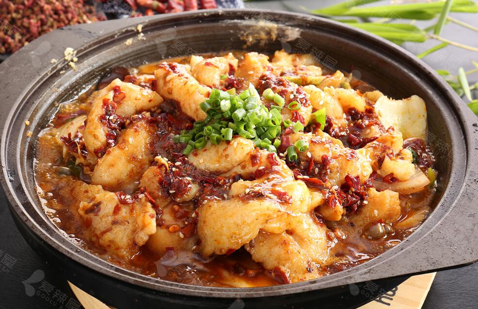 爱辣屋咕噜鱼美味产品