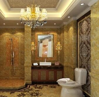 金牌瓷砖卫生间