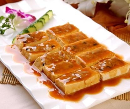 仙豆仙花生豆腐红烧豆腐