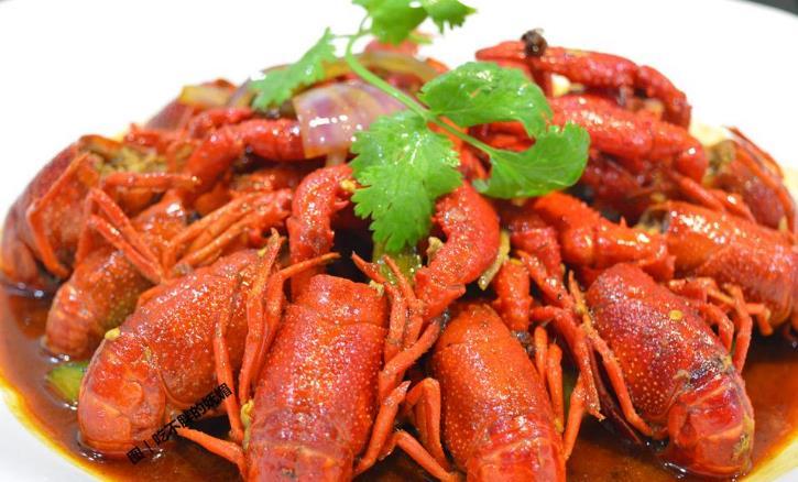 吴记麻辣小龙虾十三香龙虾