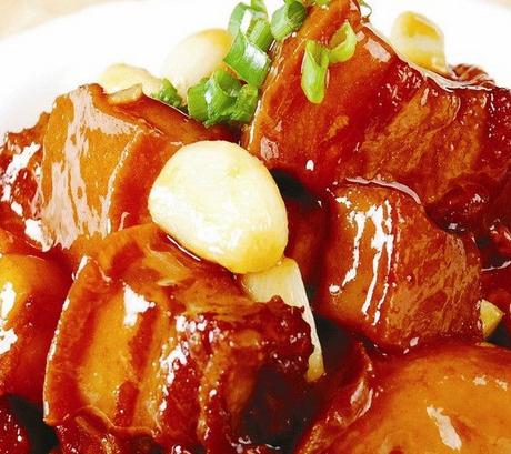 鑫源农家菜红烧肉