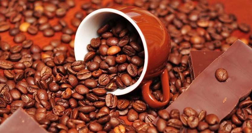 咖啡豆醇香