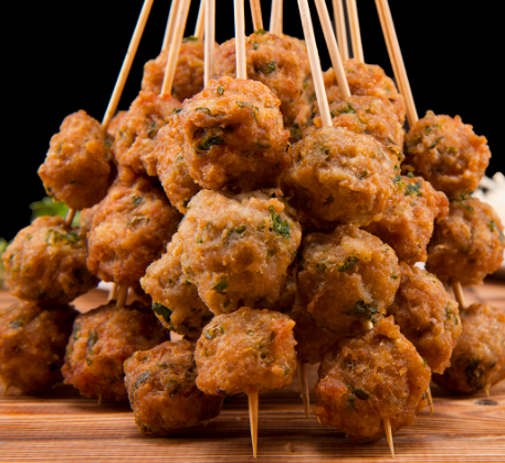 杨翔豆皮涮牛肚肉丸