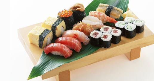 n多寿司赚美味