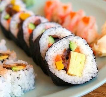 缘丰寿司寿司卷