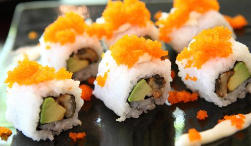 禾太郎寿司蟹籽寿司