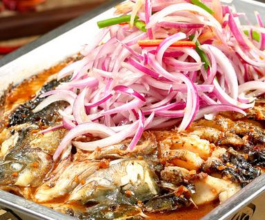 漁歌時尚烤魚
