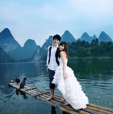 北京青年旅游蜜月旅行