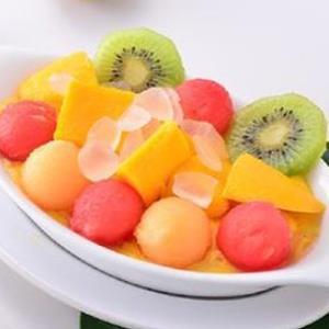 酒窝港式甜品水果餐