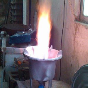 圣火创新环保油环保