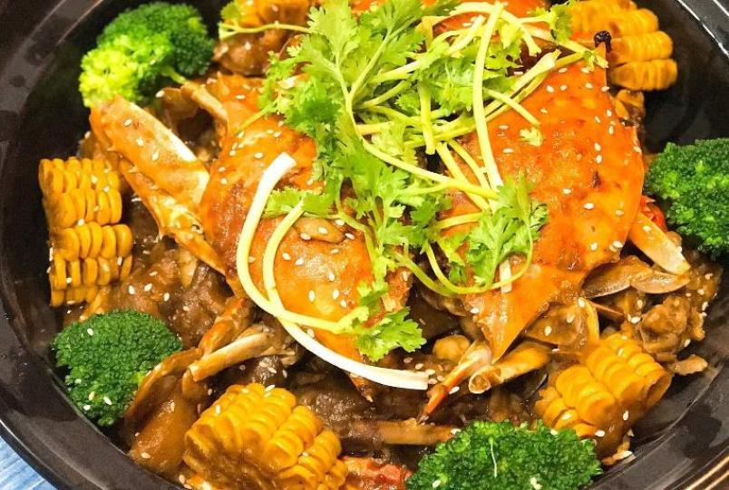 盖式蟹煲快餐加盟