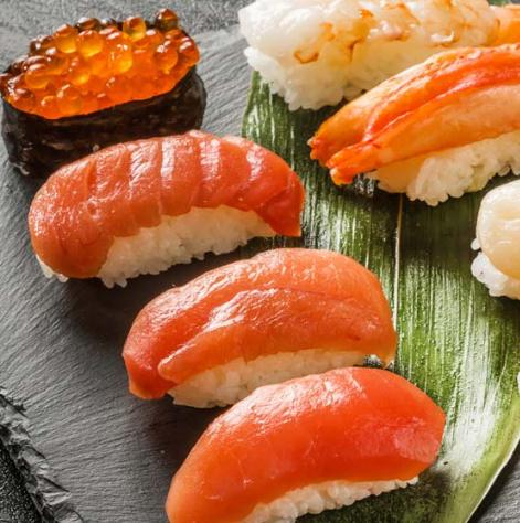 嘿店寿司小吃鱼子酱