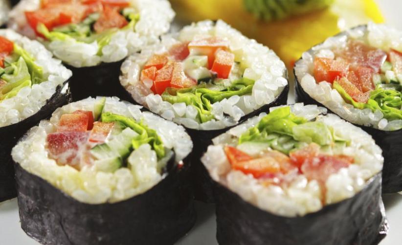 嘿店寿司小吃紫菜
