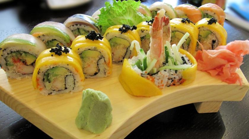 嘿店寿司小吃青