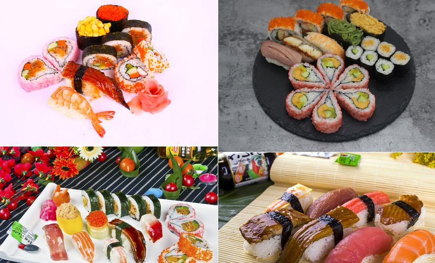 常州N多寿司丰富种类