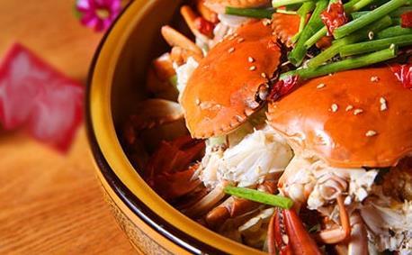 蟹帮主肉蟹煲饭