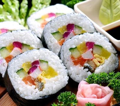 禾禄寿司加盟