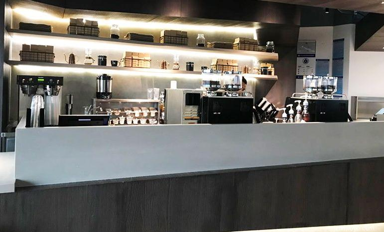 瑞幸咖啡店面
