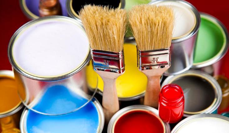 油漆油漆刷