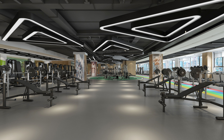 共享健身房