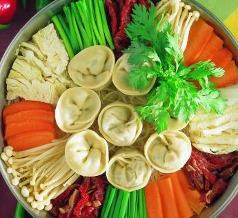 鲜花椒石锅鱼火锅