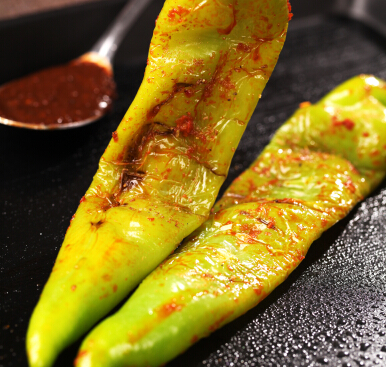 蜀锅串串烤尖椒