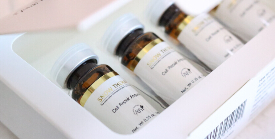 温蔓皮肤管理体验中心美容产品
