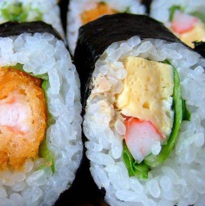 禾美寿司寿司卷