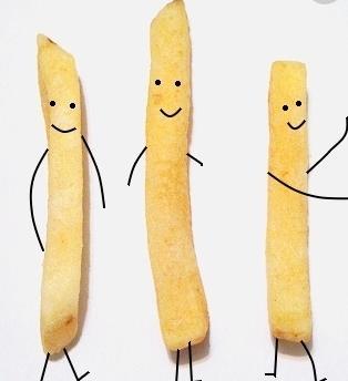 薯條三兄弟