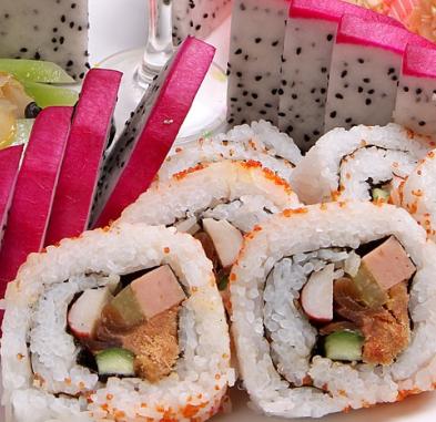 禾禄寿司肉松寿司