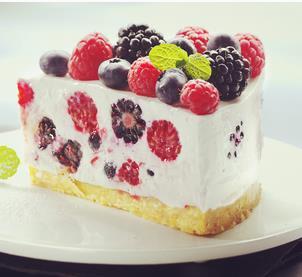 白雪公主港式甜品蛋糕