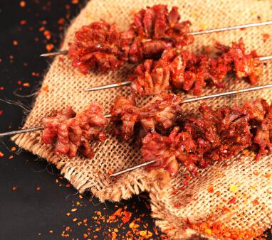 蜀锅串串烤鸡胗