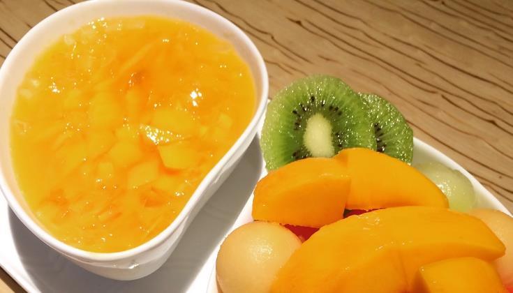 香芒山港式甜品芒果多多