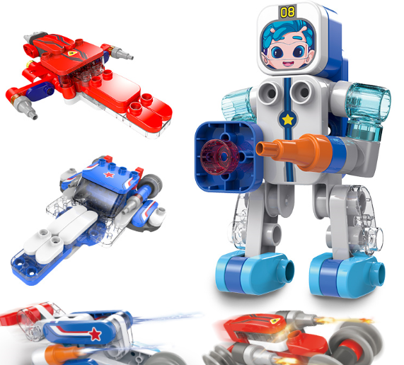 葡萄乐园立体机器人
