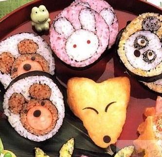禾禄寿司卡通寿司