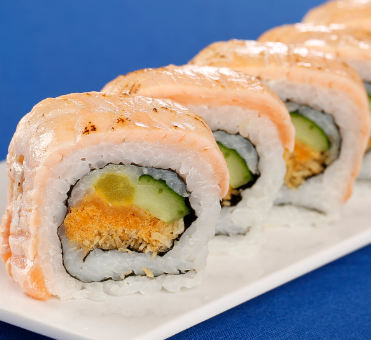 常州N多寿司美味