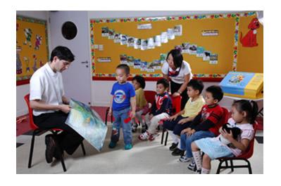 学乐儿童英语拓展青少年社交能力