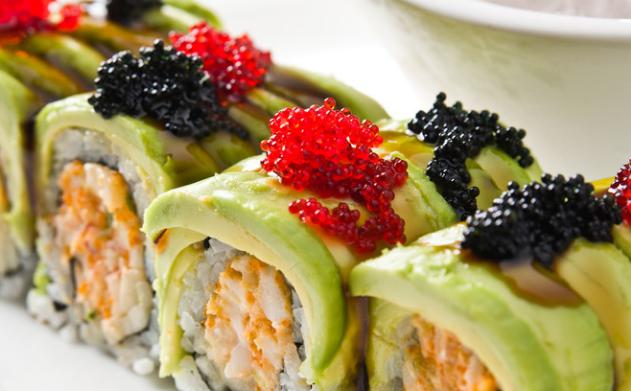 三上寿司美味