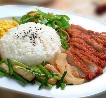 愉快中式快餐